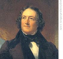 Nicholas Biddle went on to become president of the Bank of the United States and the bane of Andrew Jackson's existence.