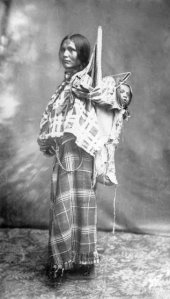 Shoshone-With-Baby-1884