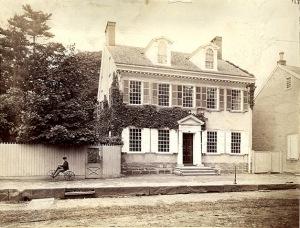 George Washington's House in Philadelphia