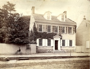 George Washington's House in Philadelphia