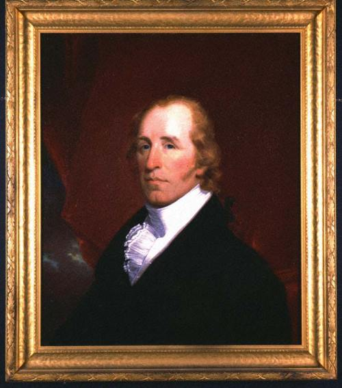 William Clark by John Wesley Jarvis