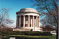 George Rogers Clark memorial, Vincennes Indiana