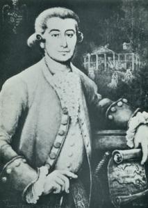 Manuel Luis Gayoso de Lemos y Amorín