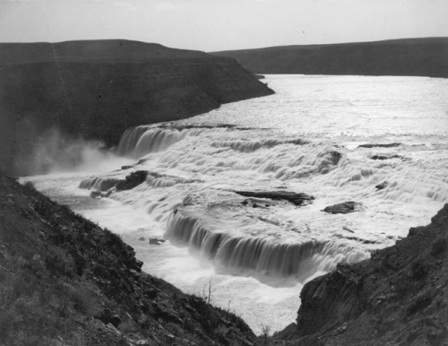 The Great Falls of the Missouri River, 1880