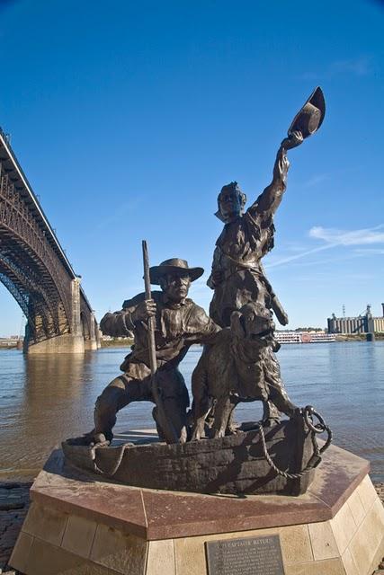 Lewis, Clark, and Seaman