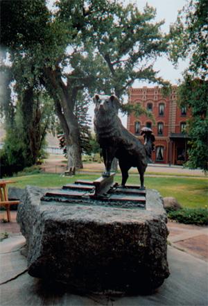Lewis & Clark road trip: Fort Benton, Montana | Frances Hunter's American Heroes Blog