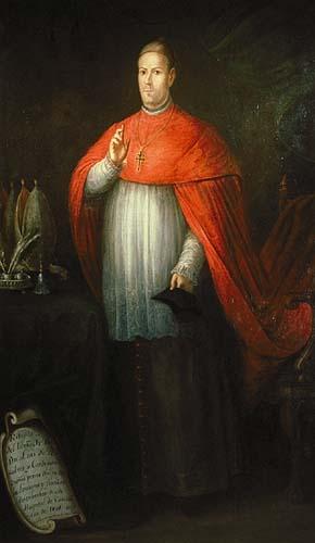 Bishop Luis Ignacio Maria de Peñalver y Cárdenas