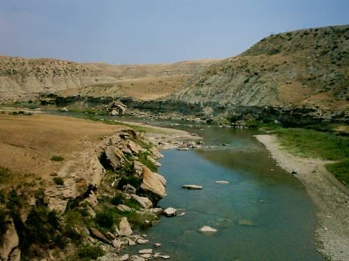 Two Medicine River, Montana