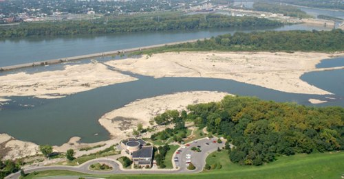 Falls of the Ohio State Park, Clarksville, Indiana