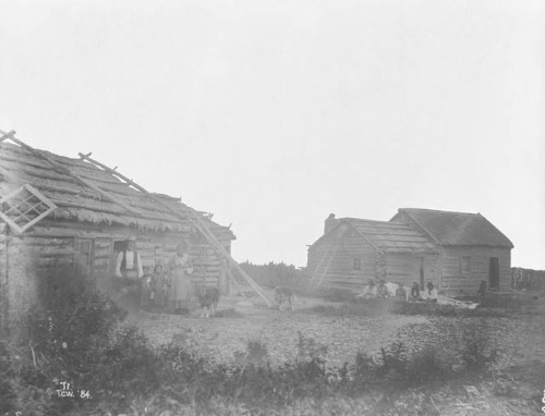 Hudson's Bay Company post, Lake Winnipeg