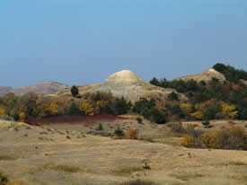 """Old Baldy,"" near Lynch, Nebraska"