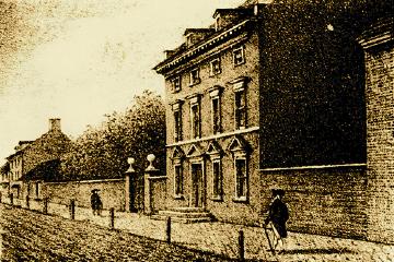 President's House, Philadelphia
