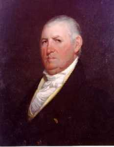 Kentucky Governor Isaac Shelby