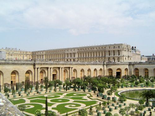 The Great Park at Versailles
