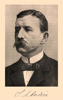 Solomon Andrée