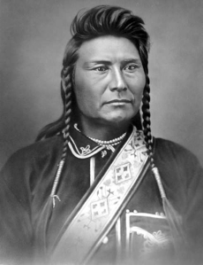 Chief Joseph of the Nez Perce
