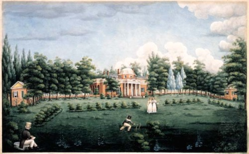 Leisure and labor at Monticello