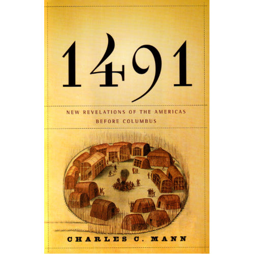 1491 charles mann thesis N 1491, charles mann aims to introduce new findings in indian1 demography, origins,  section set forth the book's thesis: many commonly held perceptions.