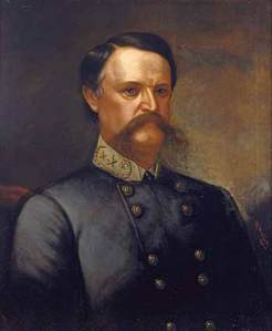 John C. Breckinridge in Confederate uniform