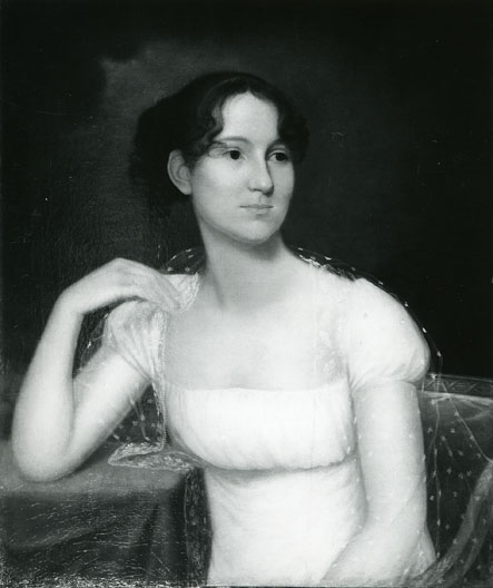 Portrait of Letitia Breckinridge Gamble, by Cephas Thompson