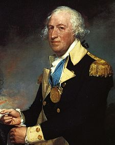 General Horatio Gates, by Gilbert Stuart