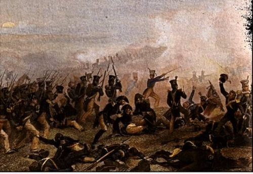 The Battle of Lundy's Lane, July 1814