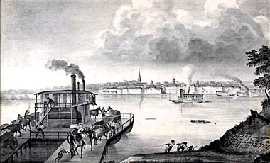 St. Louis in 1832