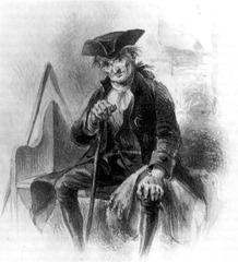 Diedrich Knickerbocker (F.O.C. Darley, 1809)