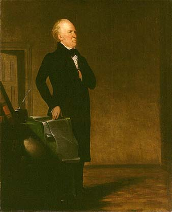 William Clark by George Catlin, 1830