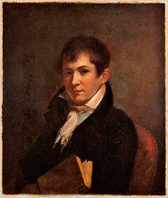 Thomas Jefferson Randolph by Charles Willson Peale
