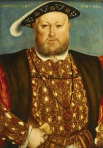 King Henry VIII of England