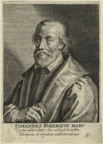 John Rogers, portrait by Willem van de Passe