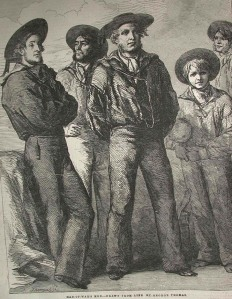 18th-century sailors